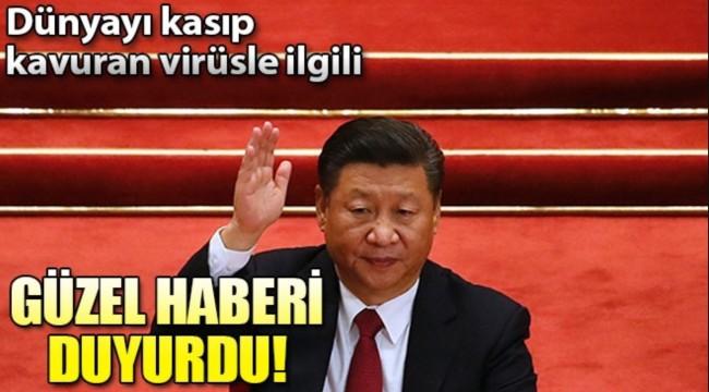 Çin Devlet Başkanı Şi, Hubey'de Kovid-19 salgınının