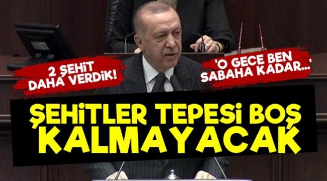 Erdoğan O Gece N'aptığını Açıkladı!