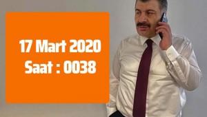 Herkesin baba gibi adamsın dediği Fahrettin Koca TT oldu Sağlık Bakanı Fahrettin Koca'nın eşi ve çocukları kimdir?