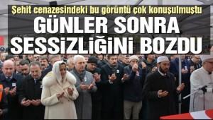 İYİ Partili vekil cenazedeki fotoğraflarla ilgili sessizliğini bozdu