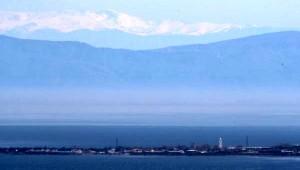 Hava kirliliği azalınca İstanbul Avcılar'dan Uludağ görüntülendi