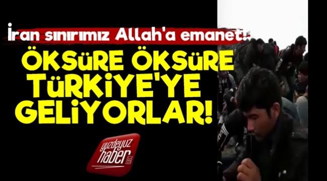Öksüre Öksüre Türkiye'ye Geliyorlar!