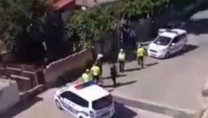 Çorlu ve Kadıköy'ün ardından bu kez de Zeytinburnu'nda polis şiddeti!