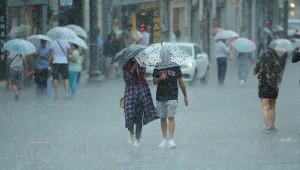 Meteoroloji'den kritik uyarı! Kuvvetli olacak