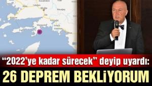 Deprem bilimcisi Ercan, Marmaris depremini yorumladı: Depremler bu bölgelerde sürecek