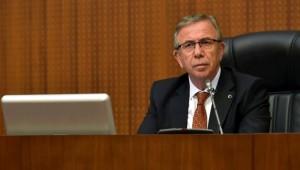 Meclis ret kararı vermişti: Mansur Yavaş kazandı