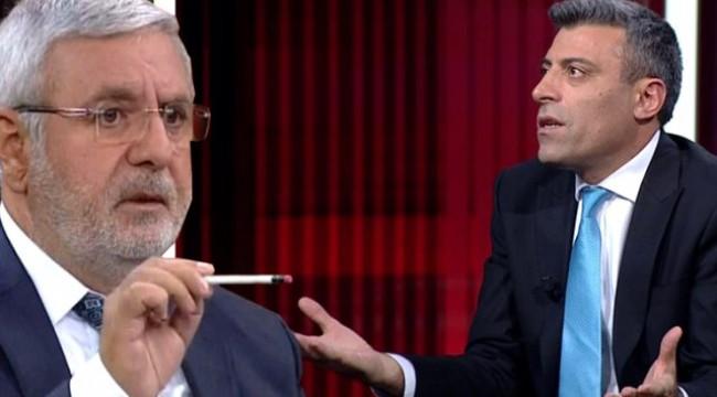 Öztürk Yılmaz ve Mehmet Metiner canlı yayında birbirlerine çok ağır sözler söyledi