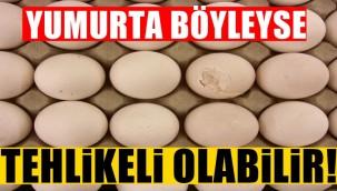 Yumurtanın bayat olup olmadığını anlamanın yolu
