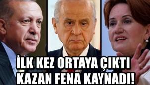 AKP ve MHP'nin erken Seçim planı! Akşener'in elindeki büyük koz ne?