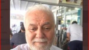 Ünlü İlahiyatçı Nihat Hatipoğlu rahatsızlanarak hastaneye kaldırıldı