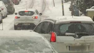 Meteoroloji Genel Müdürlüğü'nden kar yağışı uyarısı