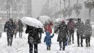 Meteorolojiden son dakika uyarısı! Kar geliyor