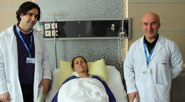 Karın Ağrısıyla Hastaneye Gitti