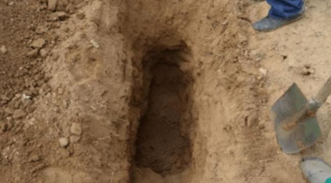 Nihat Hatipoğlu'na bağlandı. Mezarı Kazarken Anlattığı olay tüyleri diken diken etti