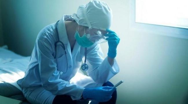 6 gün önce aşı olan doktor coronaya yakalandı