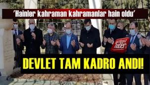 AKP tam kadro andı