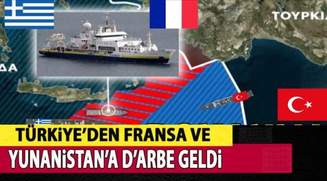 Fransa ve Yunana...