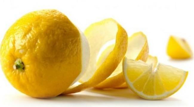 Limon Kabuğunu Çöpe Atmayın. Doktorları Bile Şaşırtan Faydası