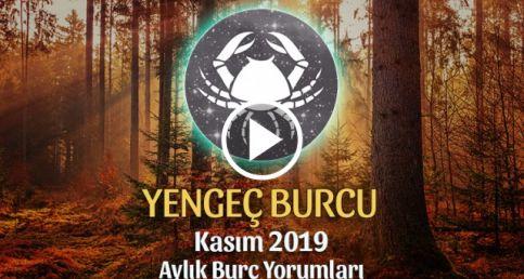 YENGEÇ Burcu, Kasım 2019