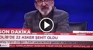 22 şehit haberinin ardından yandaş Ülke TV'de tepki çeken görüntü!