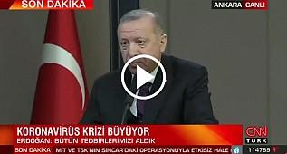 Erdoğan şehitleri soran muhabire sinirlendi: FOX önce gazete olsun!
