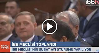 İYİ PARTİ Grup Başkan Vekili İbrahim Özkan'ın Sözleri Meclisi Karıştırdı '' Ben Başkanımda Yahudi Madalyası Yok Sizin Başkanınızın Boynunda O Madalya ''