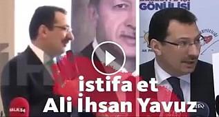 Sözlerini inkar edip ispat edin istifa edeyim diyen AKP'liye sosyal medya bu video ile cevap verdi