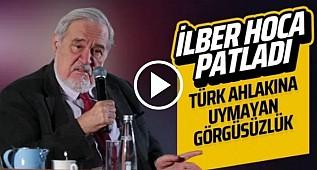 İlber Ortaylı'dan koronavirüs tepkisi Türk ahlakına uymayan görgüsüzlük