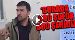 Türk şoförler, Türkmenistan sınırında mahsur kaldı